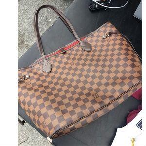 2e2df300eb7 Louis Vuitton Bags - Authentic Louis Vuitton Neverfull
